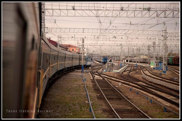 西佰利亞鐵路