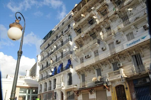 殖民地時代的法式建築隨處可見